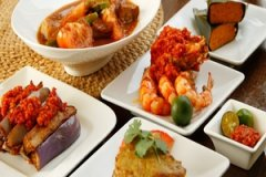 Peranakan Catering | The Blue Ginger Restaurant
